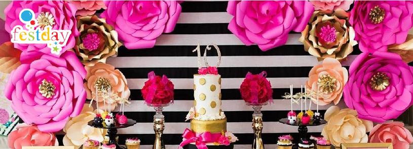Ideas De Flores Con Goma Eva Para Cumpleaños Cotillon Y